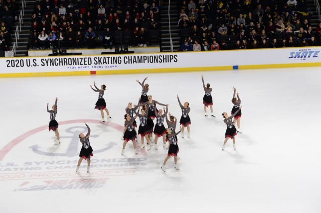 US Synchro Champs 2020